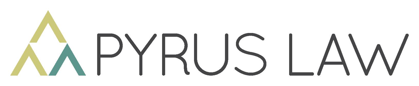 Pyrus Law Logo